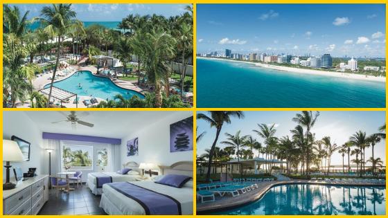 Miami Beach Aanbieding