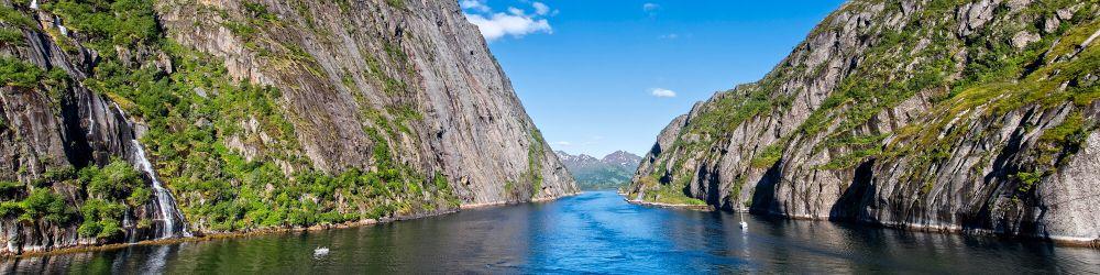Met de Hurtigruten naar de Noordkaap