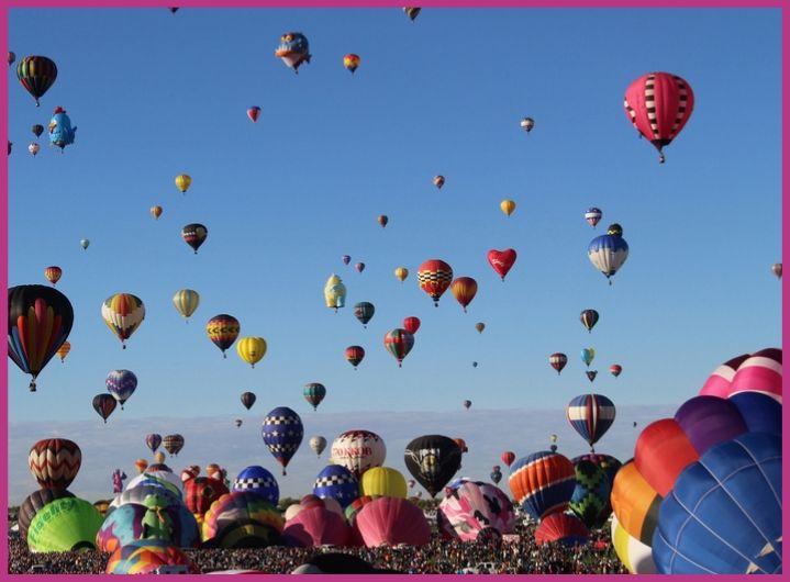 Albuquerque, Balloon Fiesta