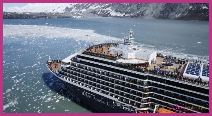 Cruise naar Alaska met korting