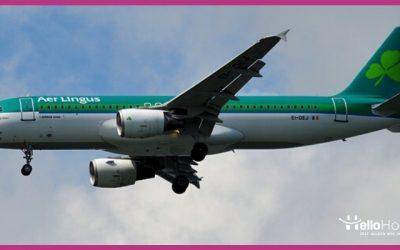 Met de Ierse Aer Lingus naar de Verenigde Staten