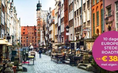 Roadtrip Europese Steden