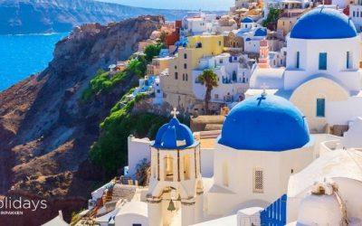 Griekenland in het najaar