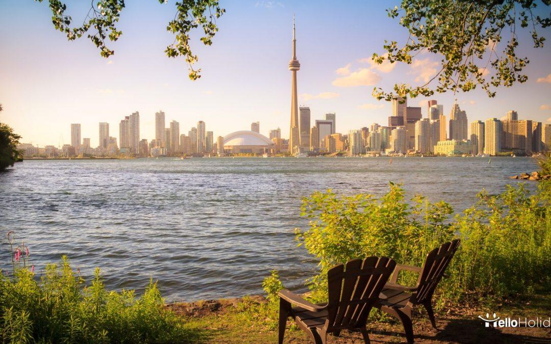 Canada 4 steden Roadtrip